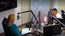 Minderheiten und Gerechtigkeit: Präsidentin im RTVS-Interview