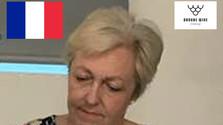 Valérie Peynaud - enóloga francesa evalúa los vinos eslovacos