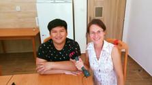Nguyen Viet Minh a vietnamská kuchyňa