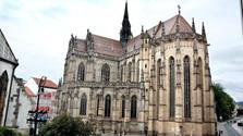 Las reliquias de la Catedral de Santa Isabel de Košice