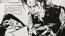 Céčka_FM: Aj o komikse Nick Cave: Mercy On Me