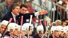 American coaching legend on Slovak hockey