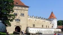 Zákutia Kežmarského hradu