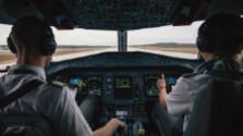 Čašník fascinovaný civilným letectvom