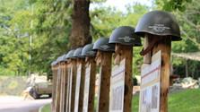 Память о герое Второй мировой М. Стренке увековечена