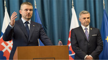 PM Pellegrini opposed to Gašpar running for MP