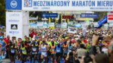 Prípravy na Medzinárodný maratón mieru