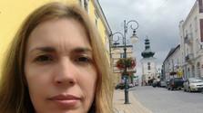 Silvia Llanes – descendiente de eslovacos emigrados a Argentina