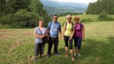 Turistika v okolí Brusna