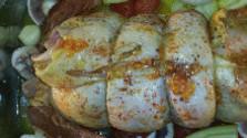 Mäsová roláda so zeleninou