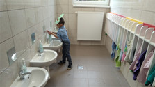 Sólo un 68% de los romaníes eslovacos tienen acceso a la red pública de agua