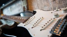 Elektrická gitara v Guinnessovej knihe rekordov