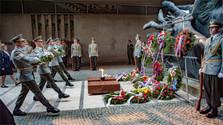Célébrations nationales du 75ème anniversaire du Soulèvement national slovaque