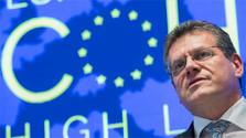 Nouvelle fonction européenne pour Maroš Šefčovič
