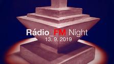 Rádio_FM Night: Artist3 / Hugo Hypetrain / Džunya G / DJ Vec