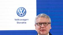 Volkswagen Slovakia sigue siendo la empresa más grande que opera en nuestro país