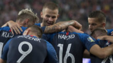 Po futbale Maďarsko-Slovensko