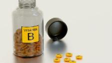 Surové droždie a vitamíny B
