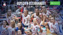Volejbal Nemecko - Slovensko sledovalo najviac ľudí v histórii