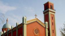 Krikľavý kostol