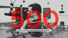 500. on-air vysielanie SIGNAll_FM