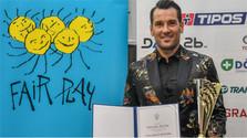 Fair Play Award for saving life