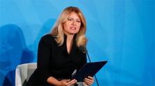 Discours de la Présidente de la République slovaque à la conférence climatique à New York