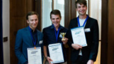 Naši študenti bodovali na Medzinárodnej ekonomickej olympiáde