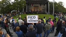 """Neue Proteste: """"Für eine anständige Slowakei"""""""