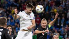 Football : Slovaque l'emporte  sur le Besiktas Istamboul  4 : 2