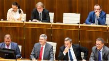 El Parlamento ha aprobado el Fondo de Apoyo al Deporte