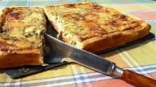 Zeleninový koláč