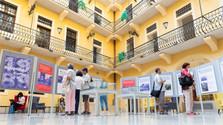 Biblioteca Universitaria de Bratislava celebra 100 aňos de fundada