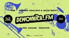 Jesenný demovnicový koncert Rádia_FM v KC Dunaj