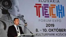 Slovakia Tech Forum v Košiciach