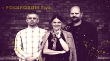 FOLKFÓRUM live: Žamboši a Trojka Zuzany Homolovej