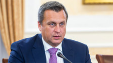 Entretien du chef du Parlement slovaque avec le Président tchèque Milos Zeman