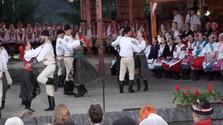 Folklórny festival - Heľpa
