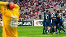«Слован» неожиданно возглавил свою подгруппу в розыгрыше Лиги Европы