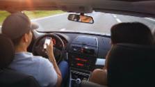 Natáčanie videí za volantom