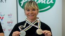 Weiterer Triumph der Paralympionikin Anna Oroszová