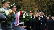Торжества по случаю 75-летия Карпатско-Дуклинской операции