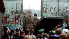 Pád berlínskeho múra - 30. výročie