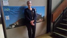 Directora ejecutiva de EU-LAC de visita a RSI