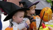 Los días de Todos los Santos y los Difuntos se entremezclan cada vez más con Halloween