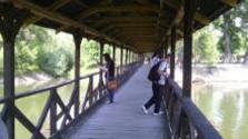 Kolárovský drevený most