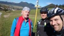 Na bicykli na Rozprávkovom endure neďaleko Čutkovskej doliny