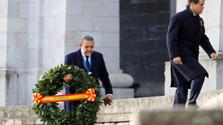 Franco tábornok exhumálása