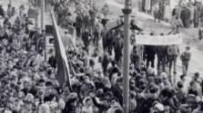 Pamätníky Nežnej revolúcie - Trnava a Piešťany