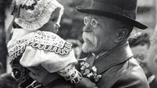 Pejsek akočička, ale itata Masaryk